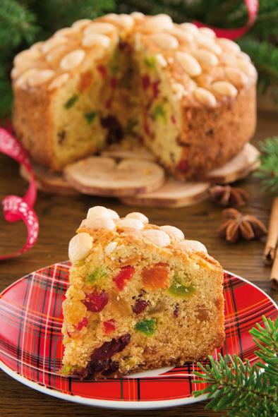Škotski Božićni kolač