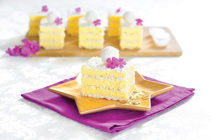 Kremasti kolač - Raffaello dream