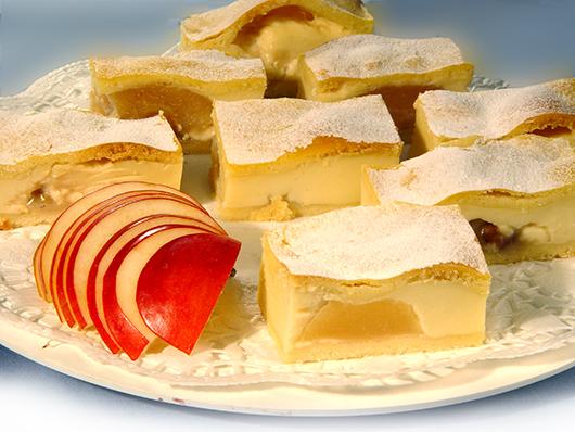 Sočni kolač s jabukama
