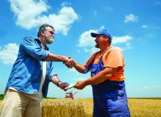 Ugovorni odnosi pri otkupu pšenice