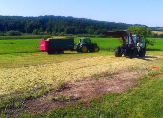 Priprema kvalitetne kukuruzne silaže