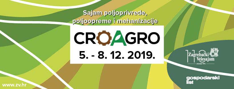 međunarodni sajam croagro u zagrebu
