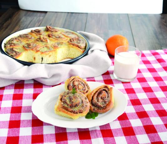 choco rolls