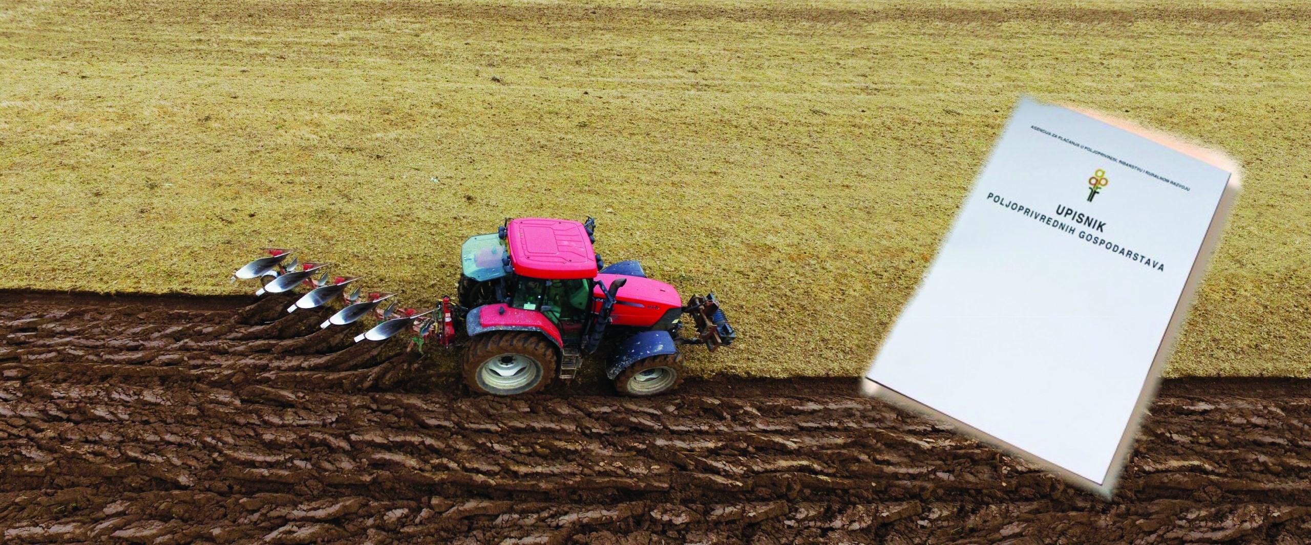 pravilnik o upisniku obiteljski poljoprivrednih gospodarstava