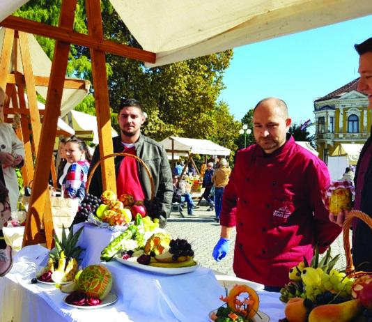 Dani voća u Đurđevcu