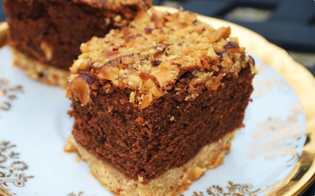 Brownie od čokolade i lješnjaka