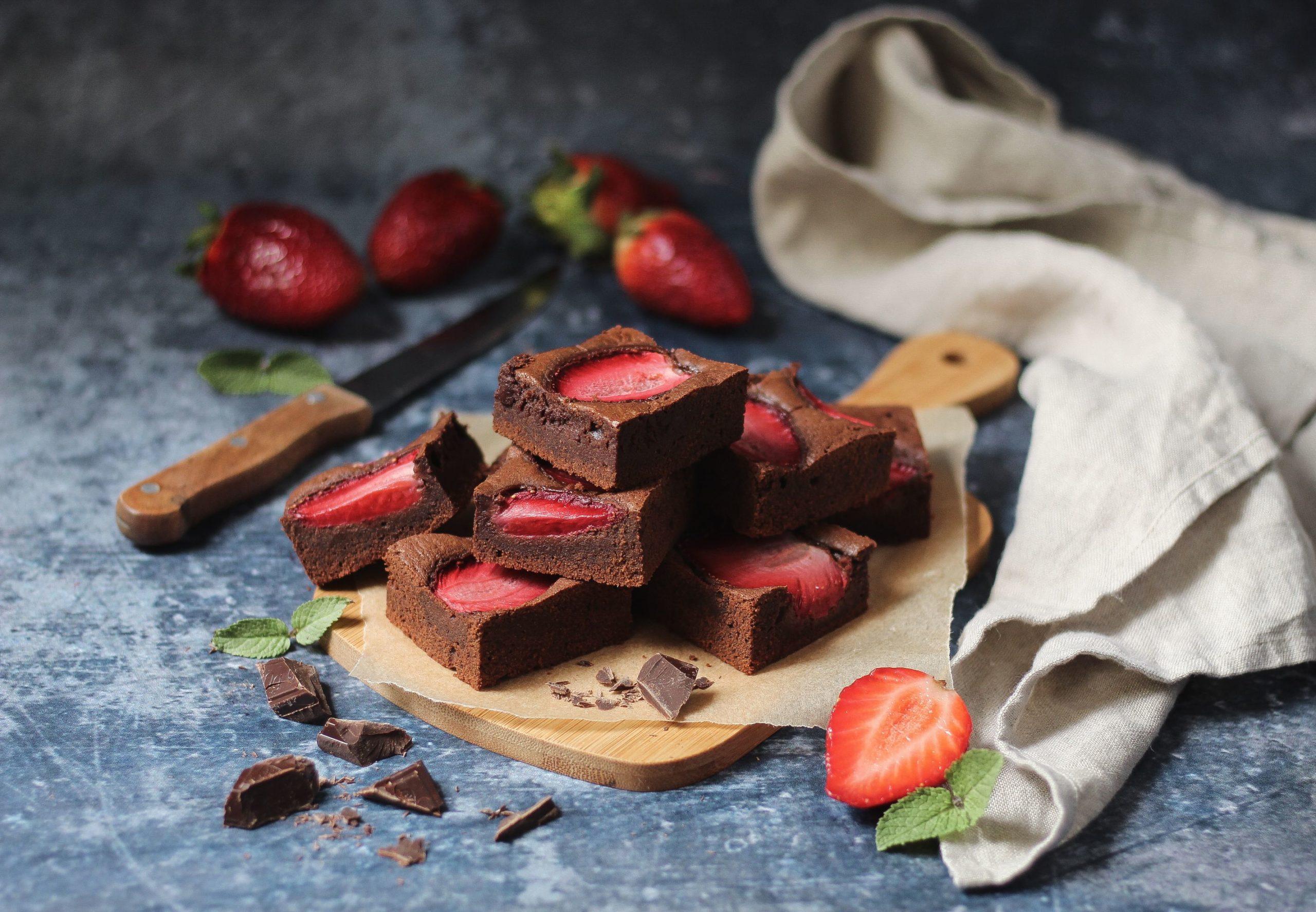 Brownies s jagodama