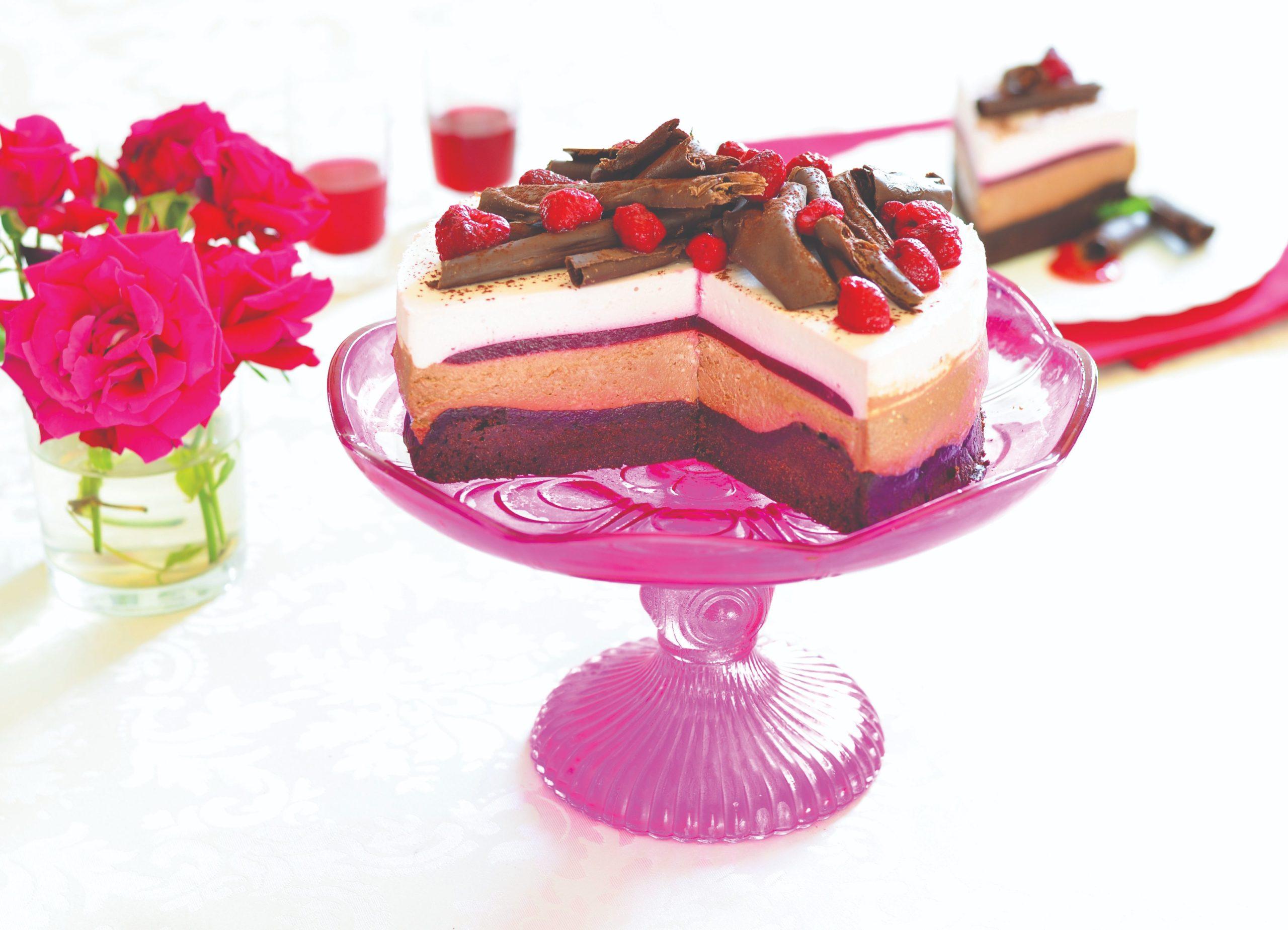 čokolada maline mascarpone