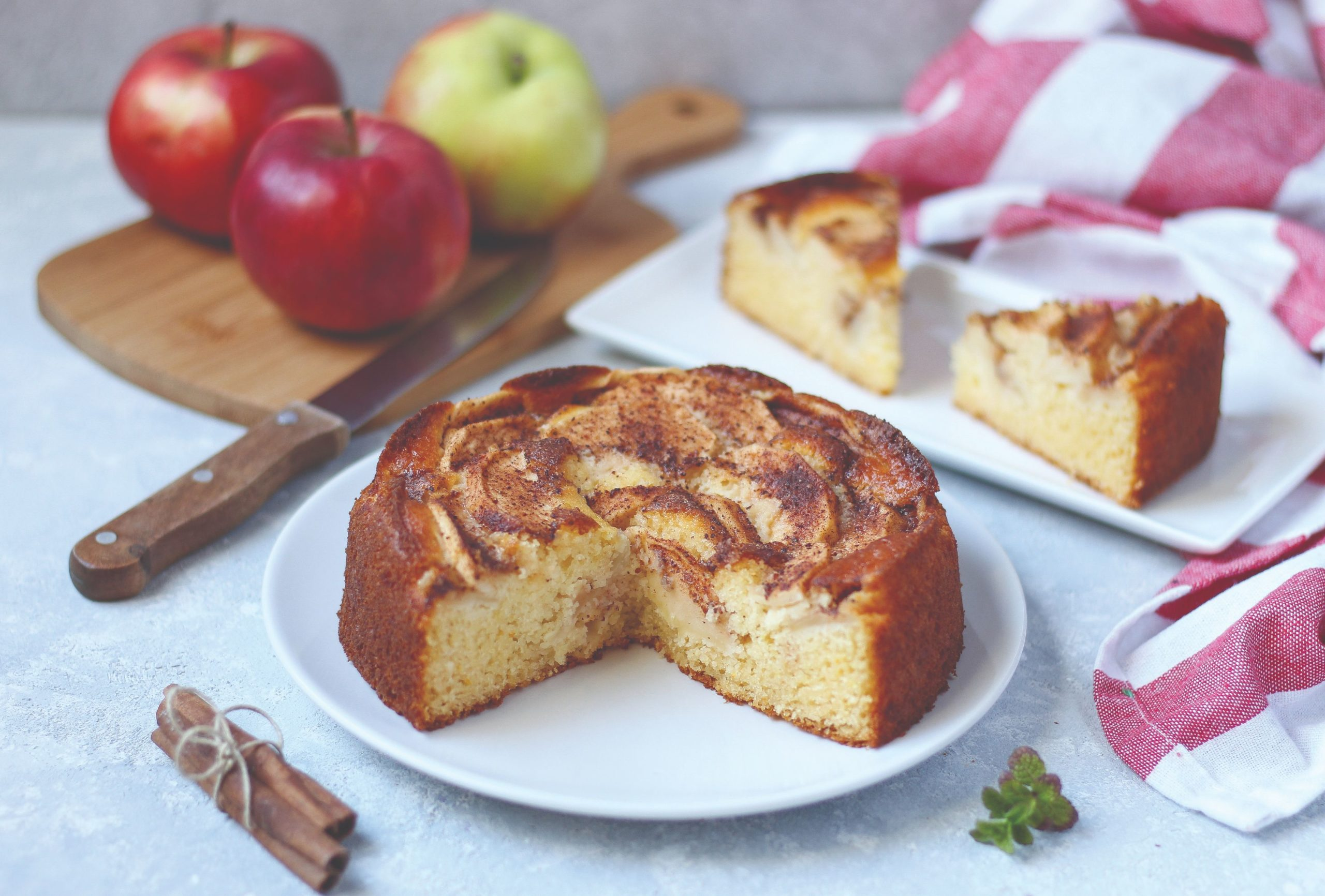karamelizirana jabuka