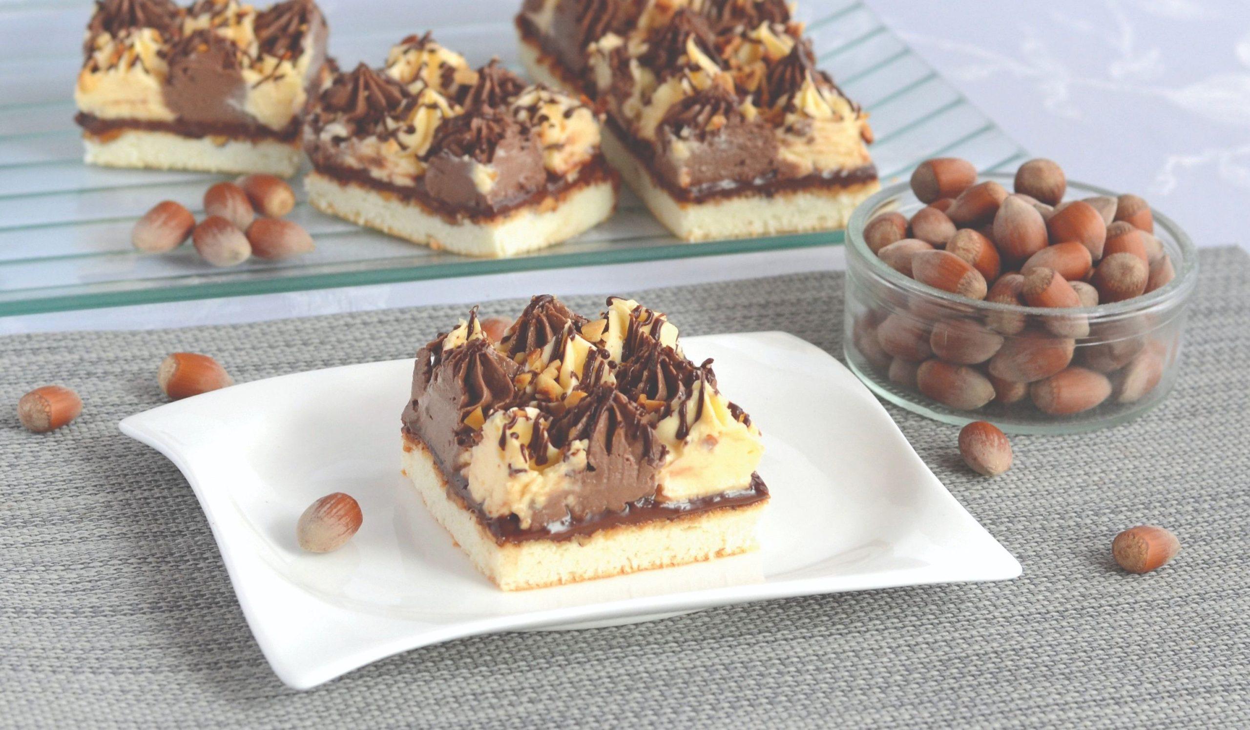 ledeni val kolač od čokolade i lješnjaka