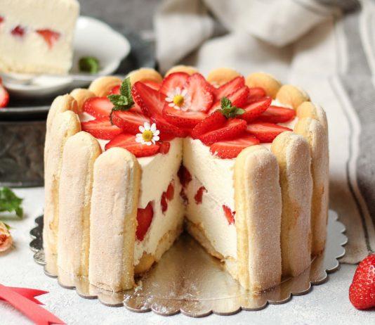 Mascarpone torta Dora