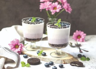 oreo kolač borovnice i mascarpone