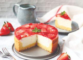 kolač od jagoda