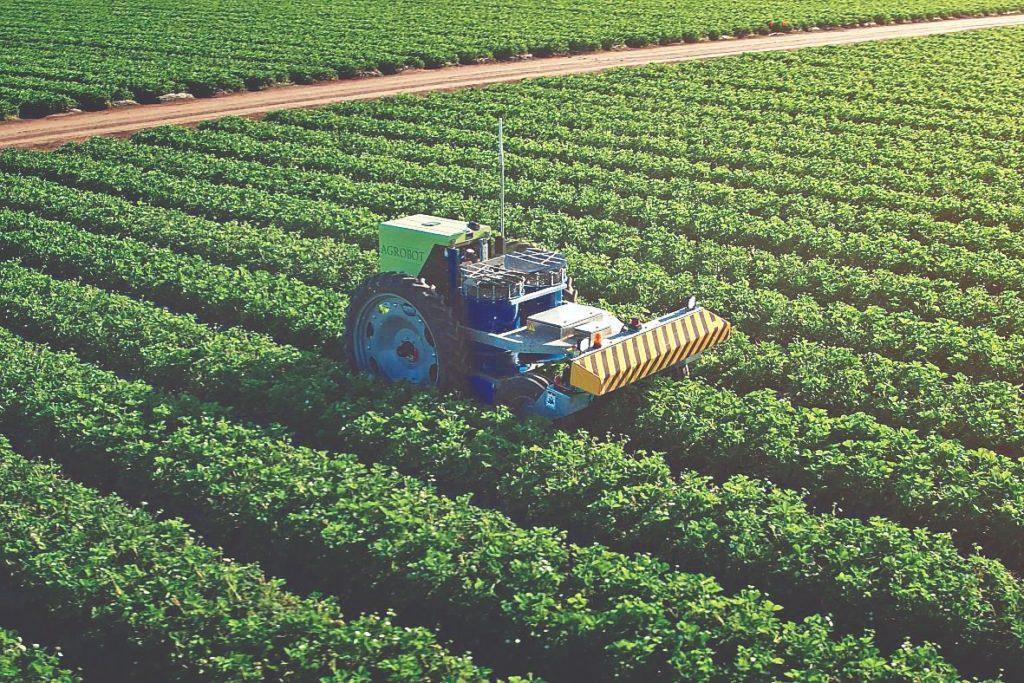 poljoprivredni roboti