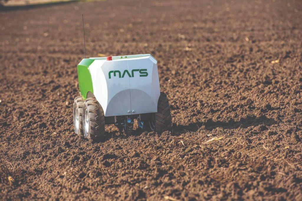 roboti u poljoprivredi robotizacija