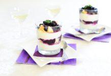 kolač od borovnica borovnice trifle od borovnica