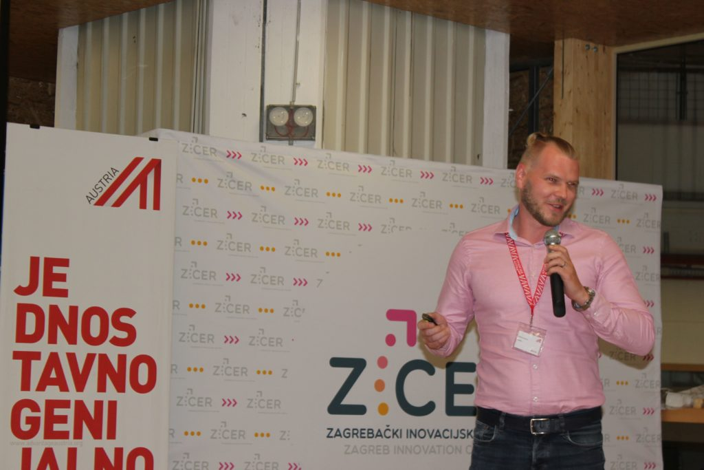 smart agriculture Zagreb