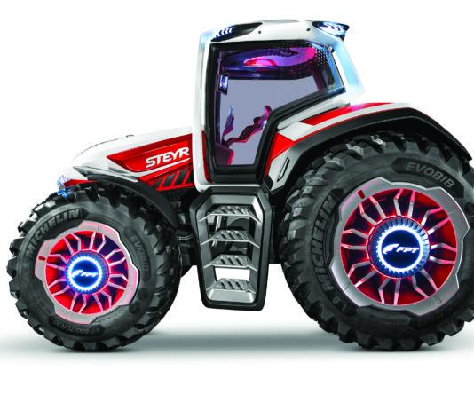 steyr nova generacija traktora