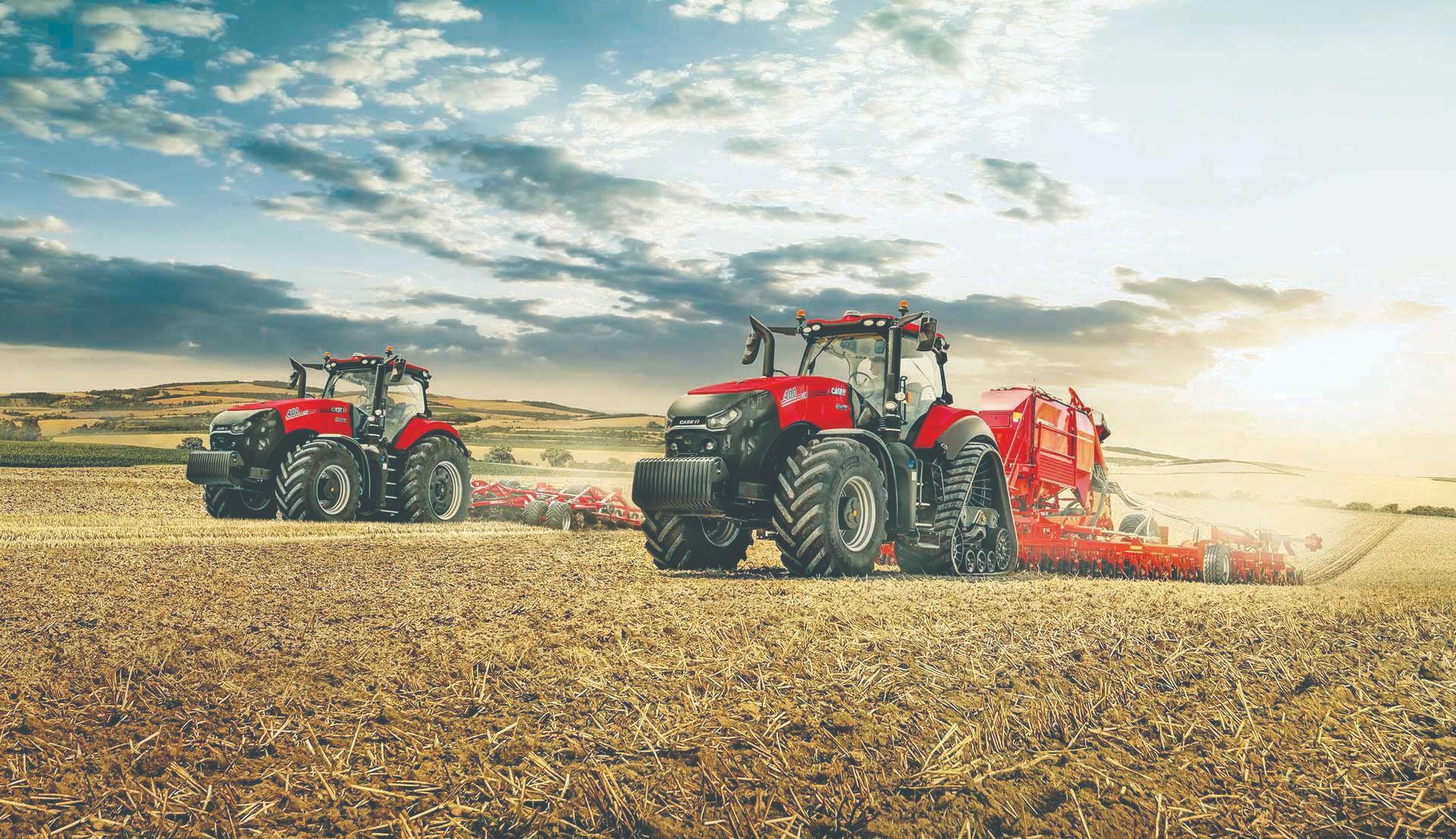 prodaja novih traktora