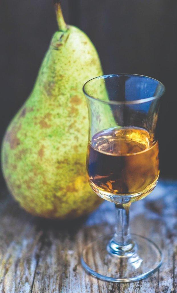 voćni liker od krušaka