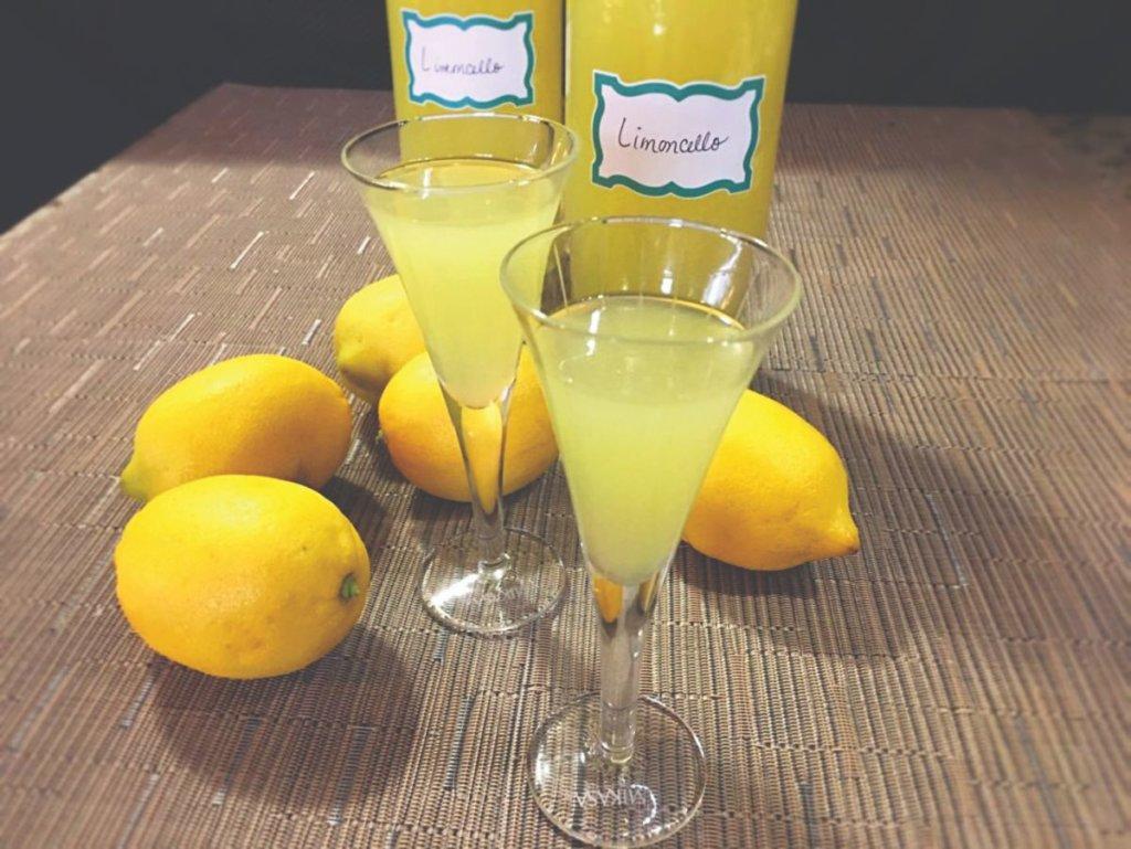 voćni liker od limuna