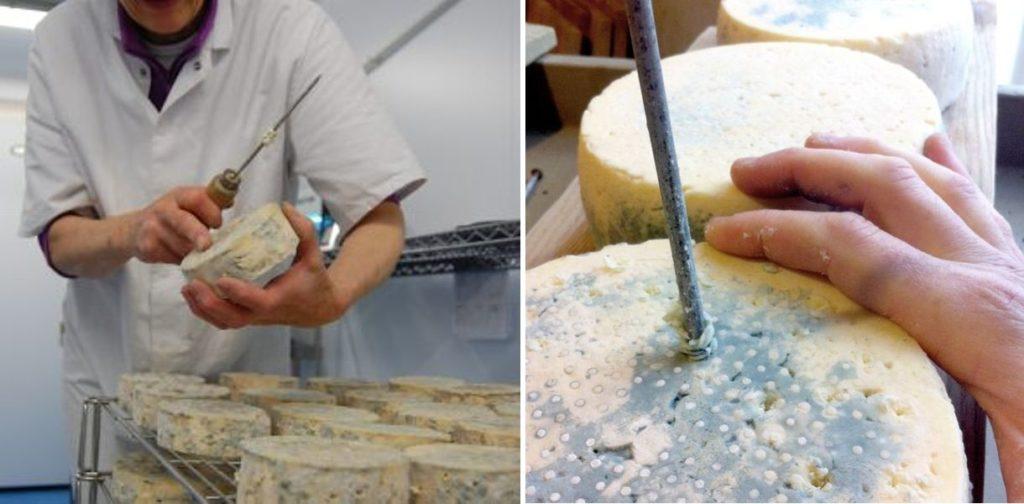 plavi sir bušenje