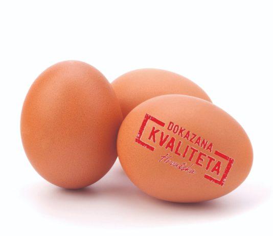 dokazana kvaliteta jaja