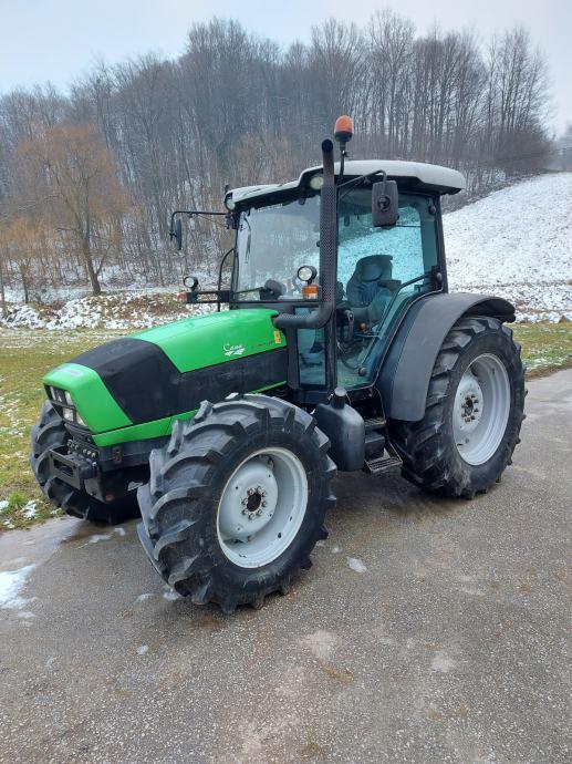 Prodajem Deutz Fahr Agrofarm 420 Profiline
